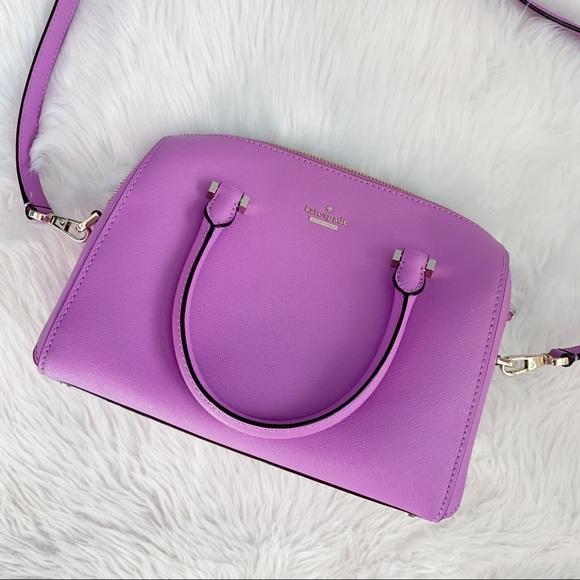 29b580048 kate spade Handbags - Kate Spade • Lavender Purse